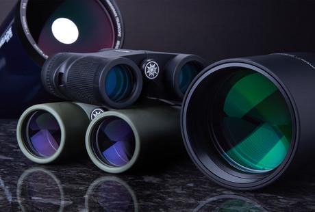 Innovative Telescopes + Binoculars