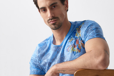 Handsome Printed T-Shirts
