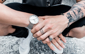 Sleek Men's Jewelry