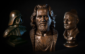 Pop Culture Busts