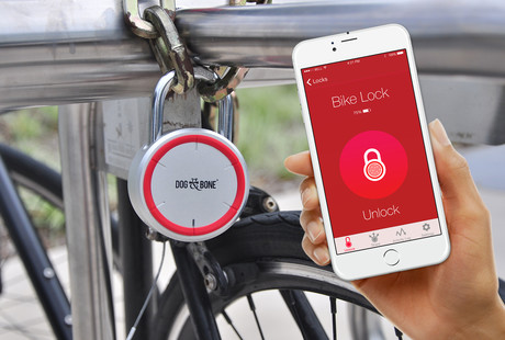 Encrypted Bluetooth Padlock