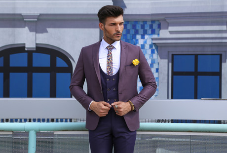 Sophisticated, Slim Fit Blazers