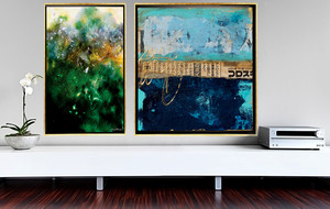 Power & Prestige On Canvas