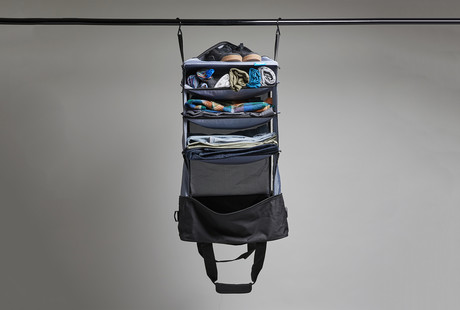 Expandable Hanging Luggage