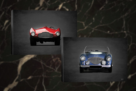 Classic Cars on Canvas