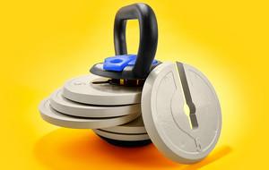 Adjustable Kettlebells
