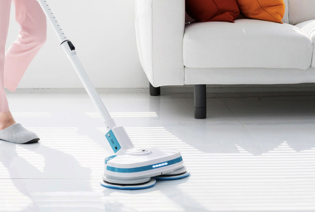 Clean Hard Floors With Ease