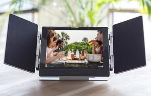 Innovative iPad Soundsystem