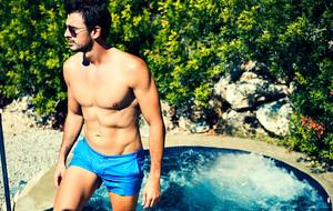Shirts + Swimwear With SPF