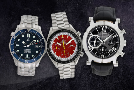 Iconic Pre-Owned Watches