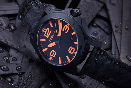 Distinctively Tough Dive Watches