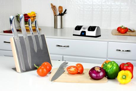Belgian Steel Kitchen Knives