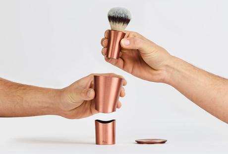 The 'ONE' Shaving Brush System