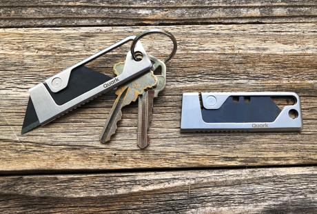 Utility Knife Keychains