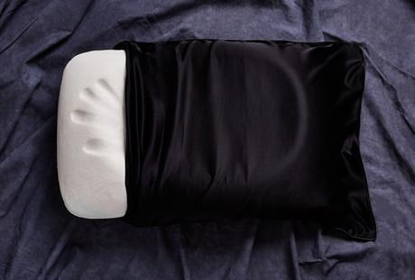 Pillows For Better Skin + Hair
