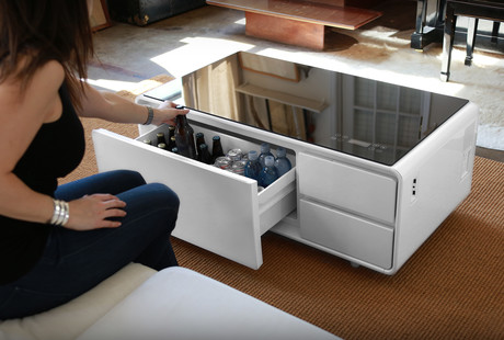 The Coffee Table Of The Future