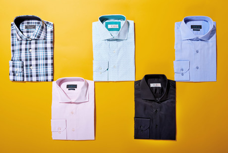 Classic Italian Dress Shirts