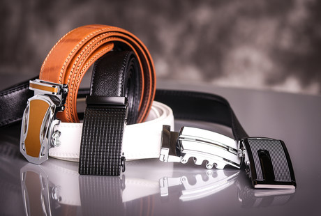 Automatic Leather Belts