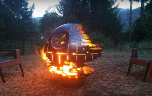 Made to Order Steel Firepits