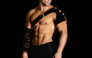 Wearable Vibration Fitness Therapy