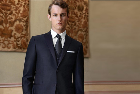 Refined Italian Suits