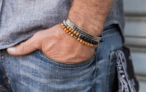 Ruggedly Handsome Jewelry