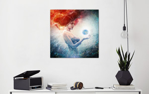 Otherworldly Canvas Prints