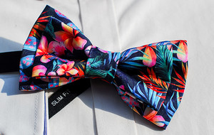 Artisanal Silk Bow Ties