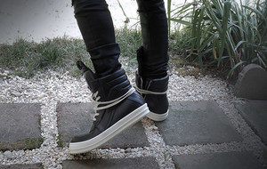 Enviable Leather Sneakers
