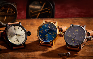 Rugged Historical Watches