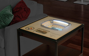 3D StadiumView LED End Table