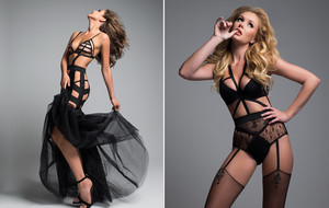 Tantalizing High Fashion Lingerie