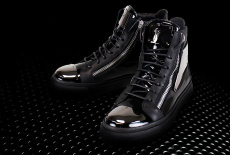 Italian Sneakers & Slippers