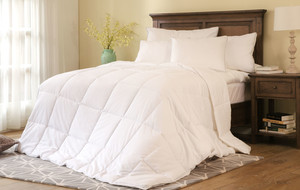 Down Comforters & Pillows