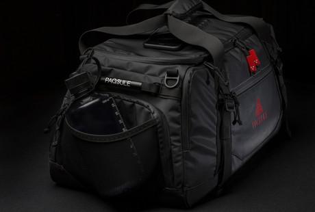Self-Sanitizing Gym Bag