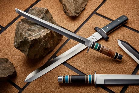 Tactical D2 Blades
