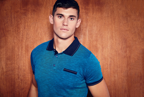 Vibrant, Casual T-Shirts + Polos