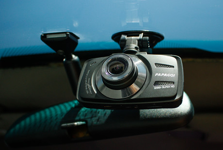 The GoSafe 550 DashCam