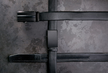 Adjustable Leather Belts