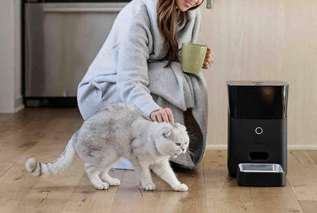 The Smart Pet Feeder
