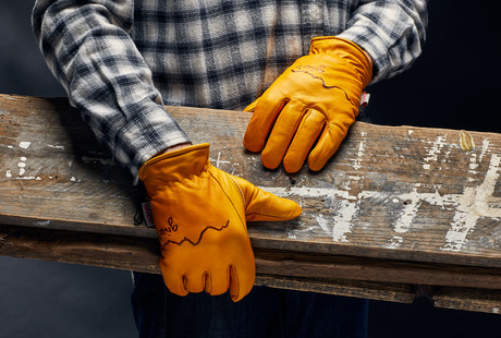 Durable Leather Gloves