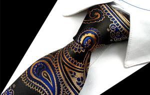 Bold Silk Ties