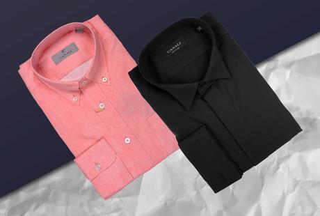 Modern Essential Dress Shirts
