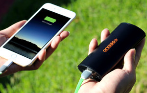 Portable High Speed Charging