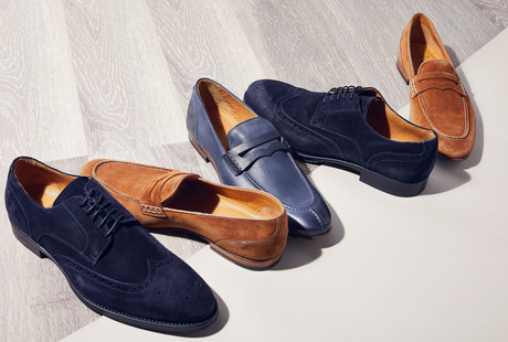 Expertly Crafted Leather Footwear