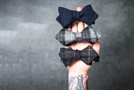 Ties, Bow Ties, & Pocket Squares