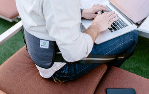 Portable Ergonomic Posture Trainer