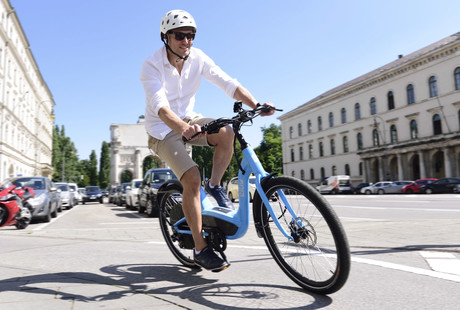 Eco-Friendly Electric Bikes