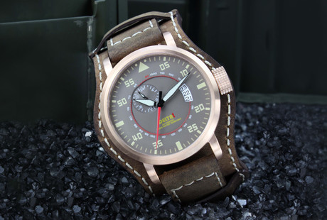 High-Flying Pilot Watches