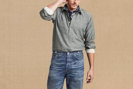 Men's Shirts & Sweaters